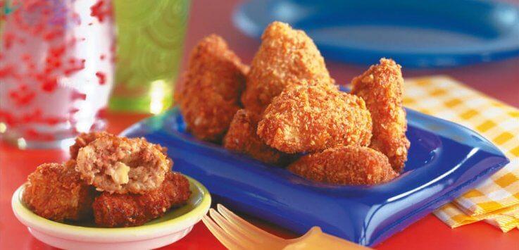 Caribische nuggets