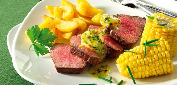 Chateaubriand met kruidenboter 5189