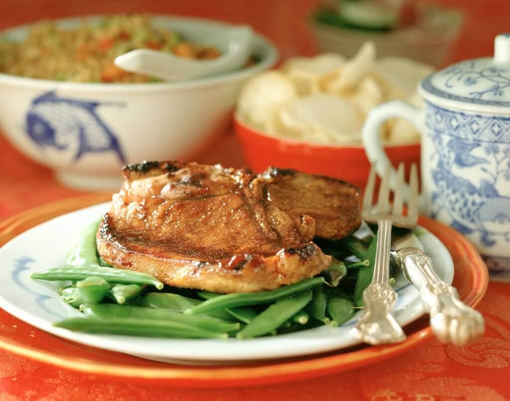 Chinese karbonades