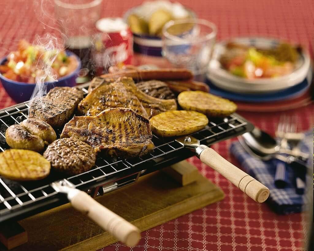 Mixed grill USA