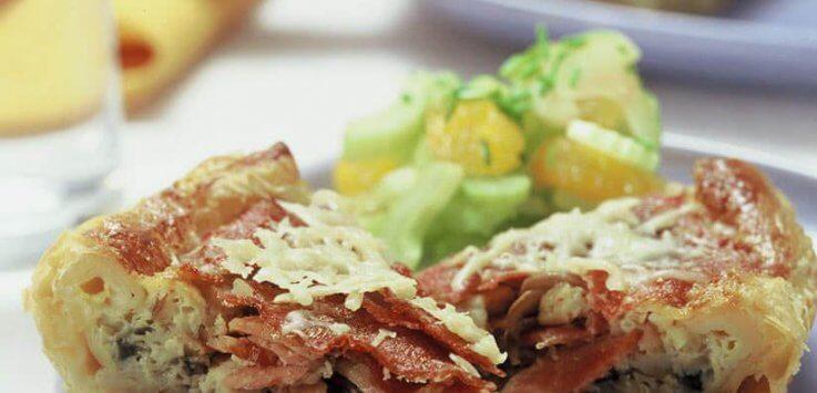 bacon-salami-quiche