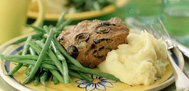 kleine gehaktbroodjes uit de provence