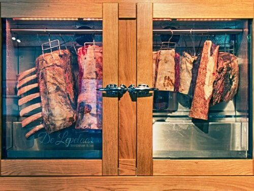 dry aged meat