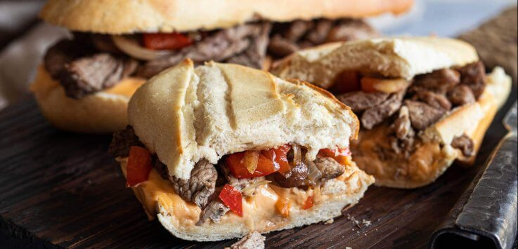 Willy (Philly) Cheese Steak