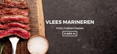 Masterclass: Vlees marineren